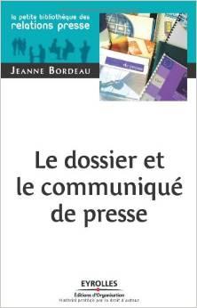 le dossier et le communique de presse