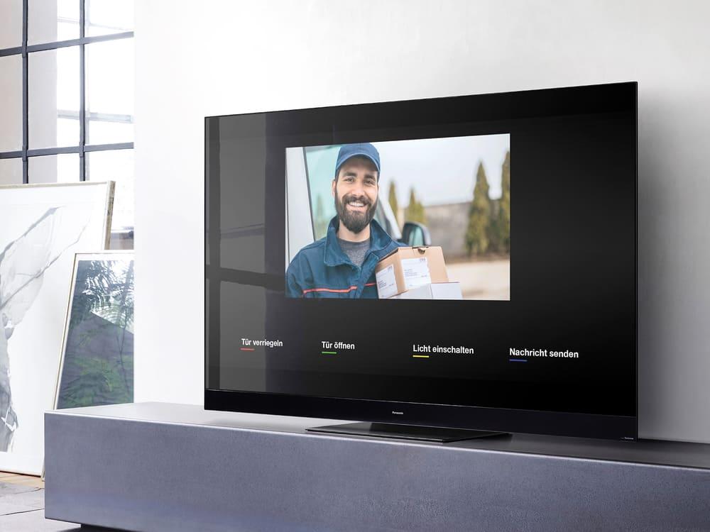 Bird Home Automation lance l'APP Module de BAB Technologie qui permet de relier DoorBird Connect avec votre TV Panasonic